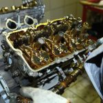 ремонт двигателя на инфинити